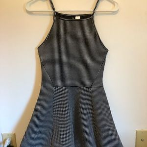 Form-fitting, Jersey H&M mid-length dress